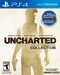 UNCHARTED: The Nathan Drake Collection – PlayStation 4