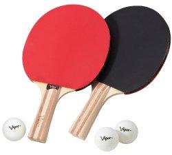 Viper 2 Racket Table Tennis Set