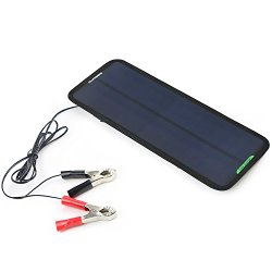 ALLPOWERS™ 18V 7.5W Portable Solar Car Boat Power Sunpower Solar Panel Battery Charger Maintainer for Automobile Motorcycle Tractor Boat Batteries