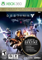 Destiny: The Taken King – Legendary Edition – Xbox 360