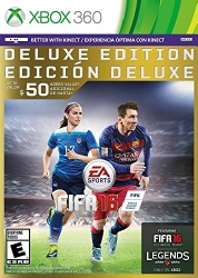 FIFA 16 – Deluxe Edition – Xbox 360
