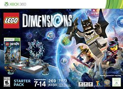 LEGO Dimensions Starter Pack – Xbox 360