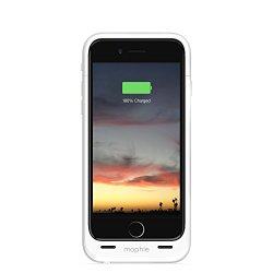 mophie juice pack Air for iPhone 6/6s (2,750 mAh) – White