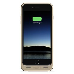 mophie juice pack for iPhone 6 Plus/6s Plus (2,600 mAh) – Gold