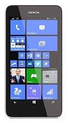 Nokia Lumia 635 8GB Unlocked GSM 4G LTE Windows 8.1 Quad-Core Phone – White
