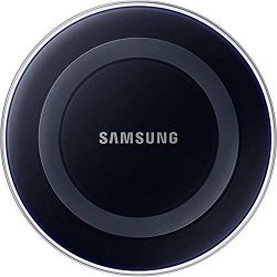 Samsung Wireless Charger Pad, International Version – No US Warranty (Black)
