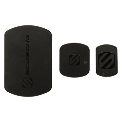 Scosche MagicMount Magnetic Mount Replacement Kit – Black