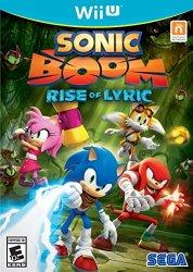 Sonic Boom: Rise of Lyric – Wii U