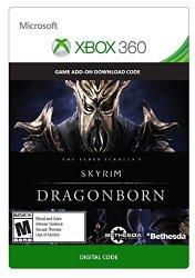 The Elder Scrolls V: Skyrim: Dragonborn – Xbox 360 [Digital Code]