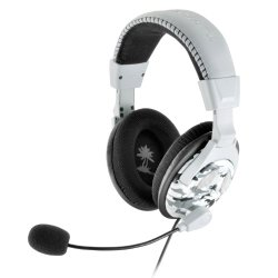 Turtle Beach Ear Force X12 Arctic Amplified Stereo Gaming Headset – Xbox 360