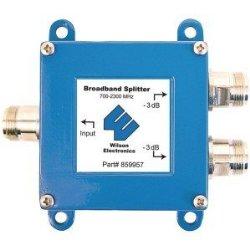 Wilson Electronics 700-2700 MHz Splitter with N Female Connector – Super Splitter