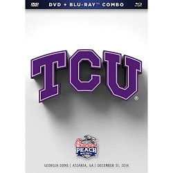 2015 Chic-Fil-A Peach Bowl Game [Blu-ray + DVD]