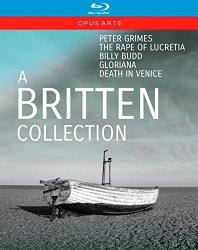 A Britten Collection [Blu-ray]