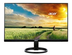 Acer R240HY bidx 23.8-Inch IPS Full HD (1920 x 1080) Widescreen Display