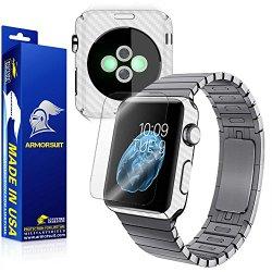 ArmorSuit MilitaryShield – Apple Watch 42mm Screen Protector