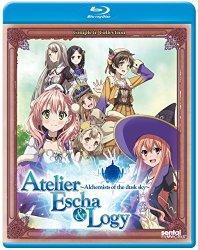 Atelier Escha & Logy: Alchemists of the Dusk Sky [Blu-ray]