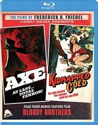 Axe/Kidnapped Coed (Blu-ray + CD)