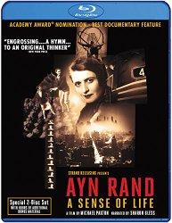 Ayn Rand: A Sense of Life [Blu-ray]