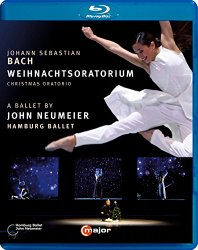 Bach: Christmas Oratorio by John Neumeier [Blu-ray]