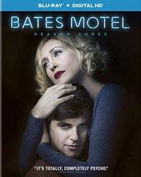 Bates Motel: Season 3 (Blu-ray + DIGITAL HD)