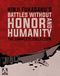 Battles Without Honor and Humanity: The Complete Collection (13-Disc Limited Edition Box Set) [Blu-ray + DVD]