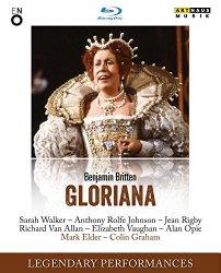 Benjamin Britten: Gloriana (Legendary Performances) [Blu-ray]