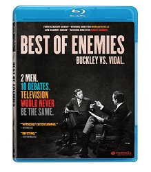Best of Enemies [Blu-ray]
