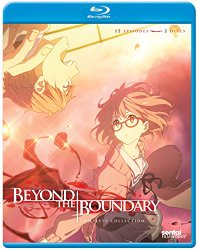 Beyond the Boundary: Complete Collection [Blu-ray]