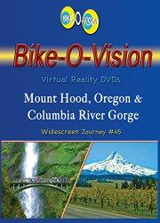 Bike-O-Vision Cycling Video- Mt. Hood, Oregon & Columbia River Gorge (BR #45) [Blu-ray]