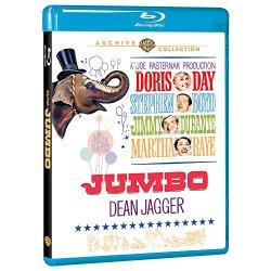 Billy Rose's Jumbo (BD) [Blu-ray]