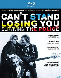 Can't Stand Losing You: Surviving the Police [Blu-ray]