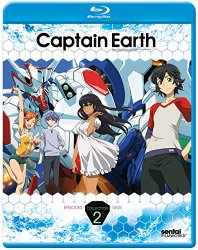 Captain Earth Collection 2 [Blu-ray]