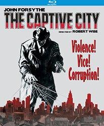 Captive City, The (1952) [Blu-ray]