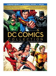 DC Graphic Novel and DCU MFV Uber Collection (BD/DVD) [Blu-ray]