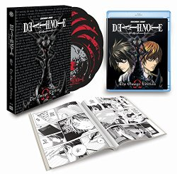 Death Note: Omega Edition – Limited Edition (Blu-ray)