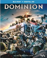 Dominion: Season 2 (Blu-ray + DIGITAL HD)