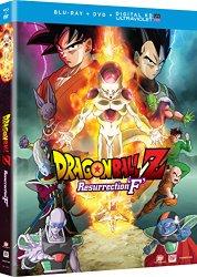 Dragon Ball Z – Resurrection 'F' [Blu-ray + DVD + Digital HD]