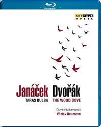 Dvorak: The Wood Dove; Janacek: Taras Bulba [Blu-ray]