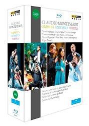 Elena Kats-Chernin & Claudio Monteverdi: Odysseus, Orpheus & Poppea [Blu-ray]