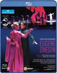 Eugene Onegin [Blu-ray]