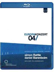 Europakonzert 2004 from Athens [Blu-ray]