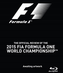 F1 2015 Official Review [Blu-ray]