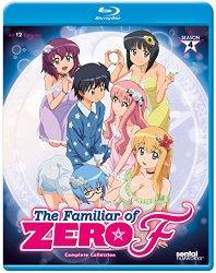 Familiar of Zero: F Season 4 [Blu-ray]