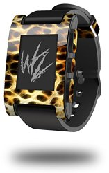 Fractal Fur Leopard – Decal Style Skin fits original Pebble Smart Watch (WATCH SOLD SEPARATELY)