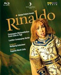 George Frideric Handel: Rinaldo [BluRay + CD] [Blu-ray]
