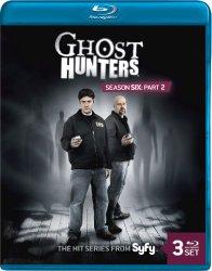 Ghost Hunters: Season 6 – Part 2 [Blu-ray]