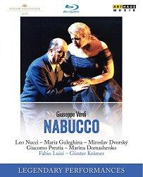 Giuseppe Verdi: Nabucco 9 (Legendary Performances) [Blu-ray]