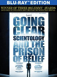 Going Clear: Scientology and the Prison Of Belief – The HBO Special [Blu-ray]