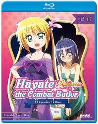 Hayate the Combat Butler: Season 2 [Blu-ray]