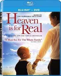 Heaven is For Real (2 Discs) – Blu-ray/DVD/UltraViolet Combo Pack